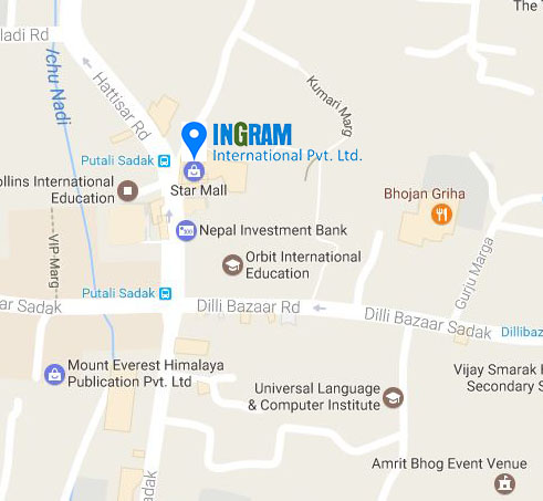 Ingram International Pvt. Ltd.